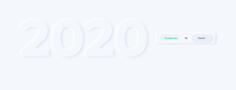 Eunoia Digital - Tendencias de diseño UI/UX para el 2020